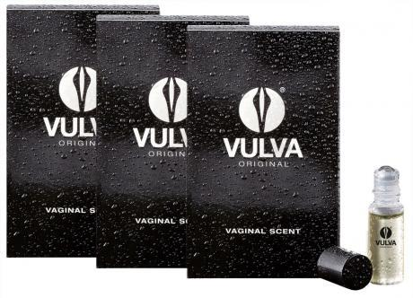 packaging Vaginal scent erotic scent pheromones | VULVA Original